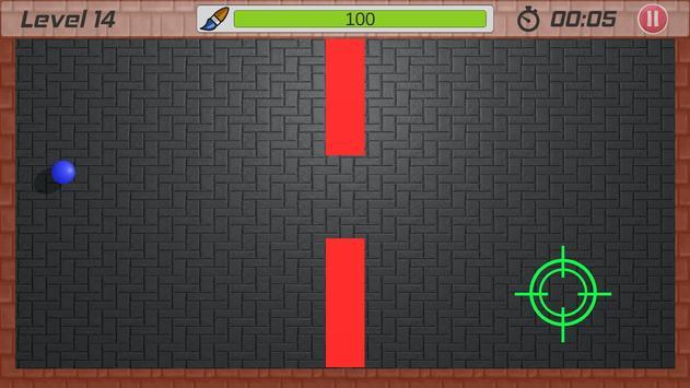 BallPen Escape screenshot 1
