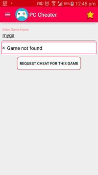 Game Cheater 4000+ Game Cheats apk screenshot