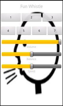 Fun Whistle screenshot 1