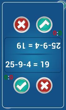 Easy Math Trainer screenshot 2