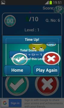 Easy Math Trainer screenshot 3
