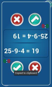 Easy Math Trainer screenshot 5
