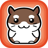Hamster 100 My Cute Shrug Pets icon