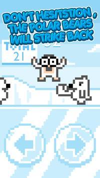 Yeti VS Polar Bear Giant Furry screenshot 2