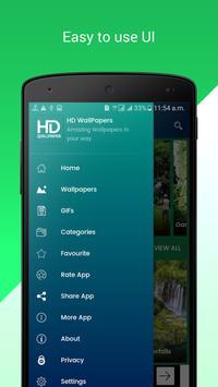 Natural HD Wallpaper screenshot 2
