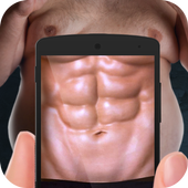 Perfect me: six-pack abs icon