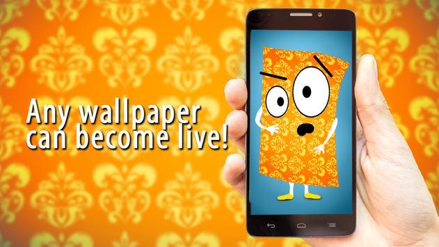 Live Wallpaper camera screenshot 6