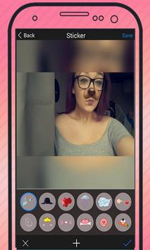 Funny B612 Selfie Editor Lite apk screenshot