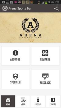 Arena 19 poster