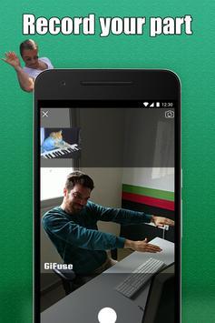 GiFuse - Put *you* in the gif screenshot 1