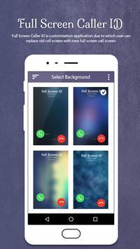 Full Screen Caller ID apk screenshot