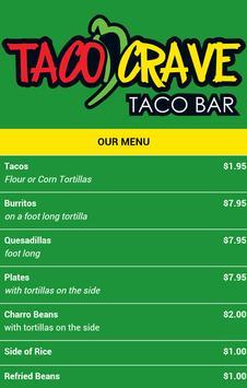 Taco Crave screenshot 2