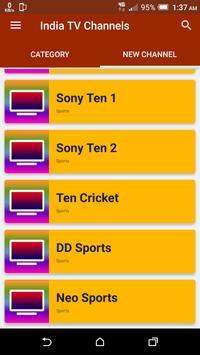 All India TV Channels HD screenshot 3