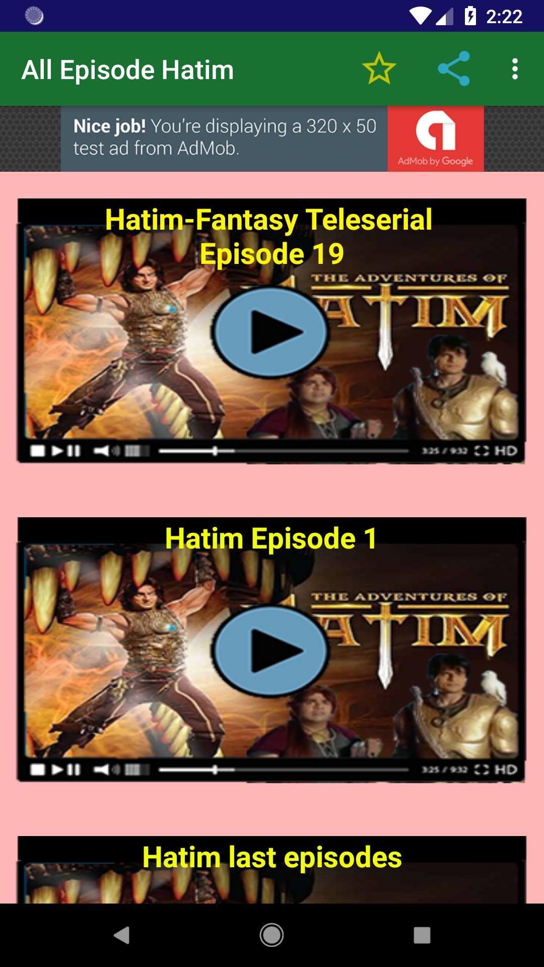 The adventure of hatim episode 5 download | Download Hatim