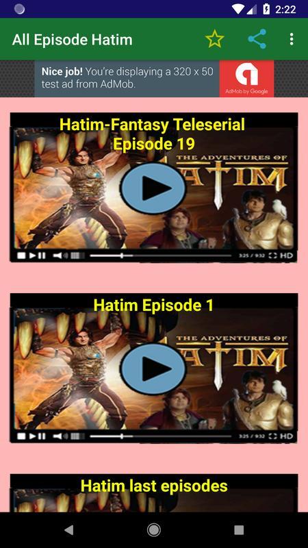 hatim full episode 4