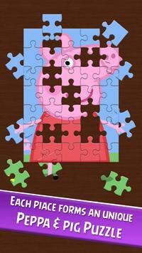 Peppa and Pig puzzle screenshot 4