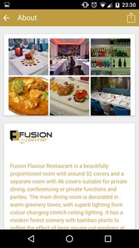 Fusion Flavour apk screenshot