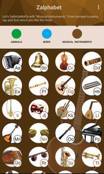 Zalphabet: Alphabet Learning screenshot 19