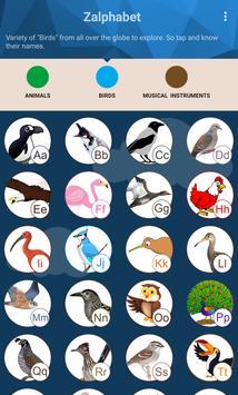 Zalphabet: Alphabet Learning screenshot 2