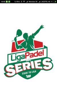 LigaPadel SS poster