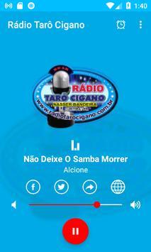 Rádio Tarô Cigano screenshot 1