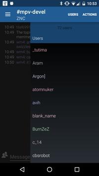 HoloIRC screenshot 6
