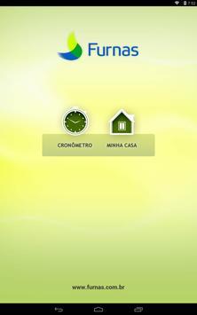 Casa Virtual Tablet poster