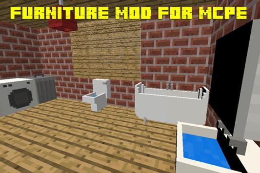 Furniture MOD for Minecraft screenshot 3