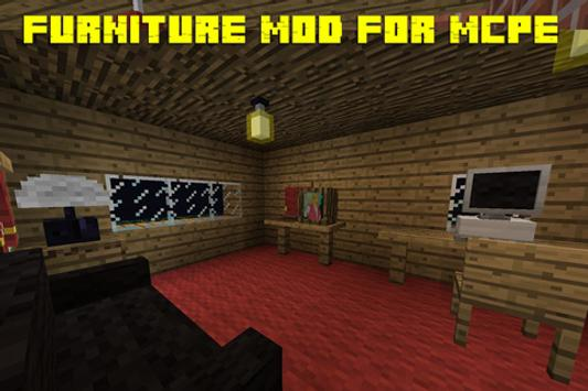 Furniture MOD for Minecraft screenshot 4
