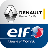 Renault ELF icon