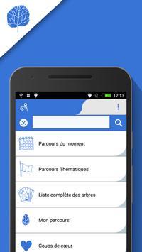 Arbo'Guide screenshot 2