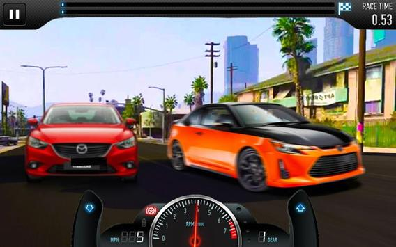Furious Car Racing Shift poster
