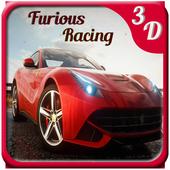 Furious 3D Car icon