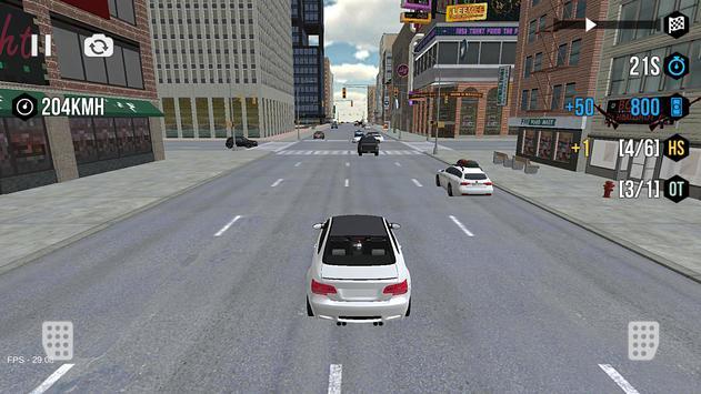 Car Driving: Traffic II screenshot 6