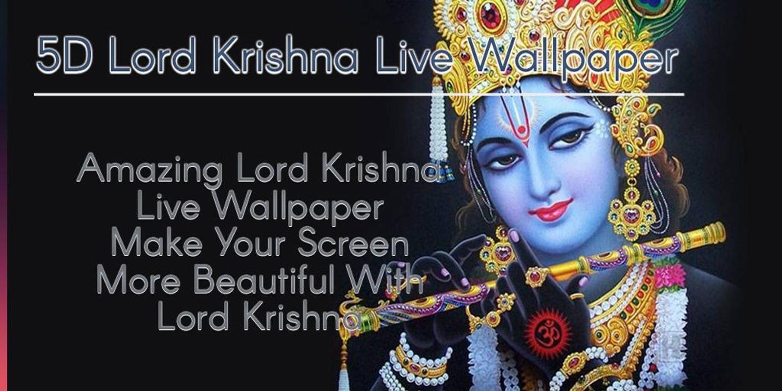 5D Lord Krishna Live Wallpaper安卓下载,安卓版APK