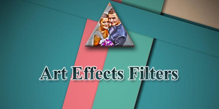 Art Photo Filter Effects poster