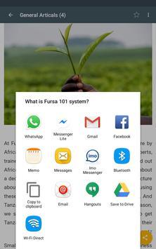 Fursa 101 Masterclass screenshot 12