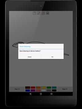 You Can Draw Dinosaurs screenshot 4