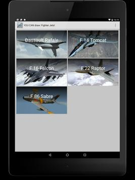 You Can Draw Jet Fighters screenshot 6