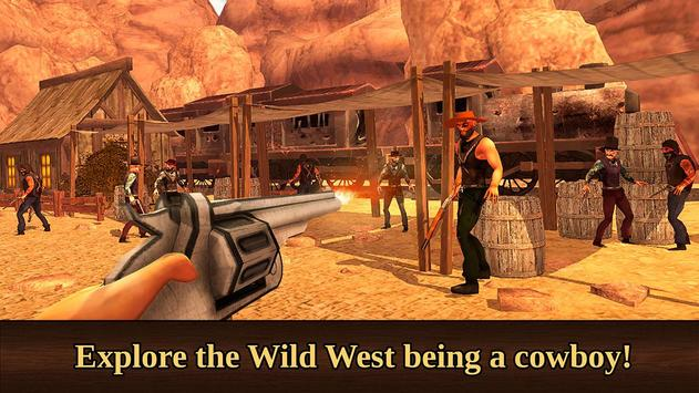 Wild West Guns: Cowboy Shooter poster