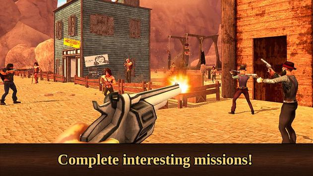 Wild West Guns: Cowboy Shooter screenshot 10