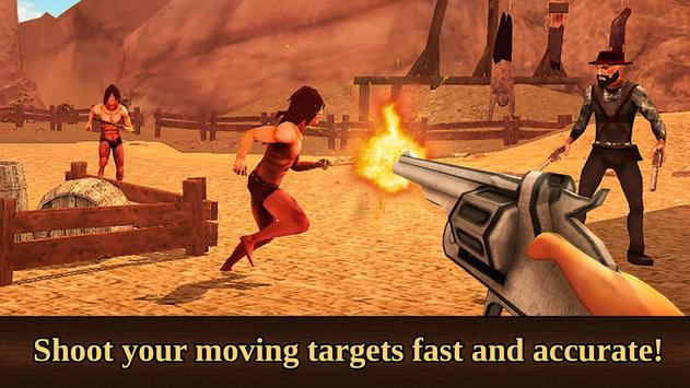 Wild West Guns: Cowboy Shooter screenshot 1