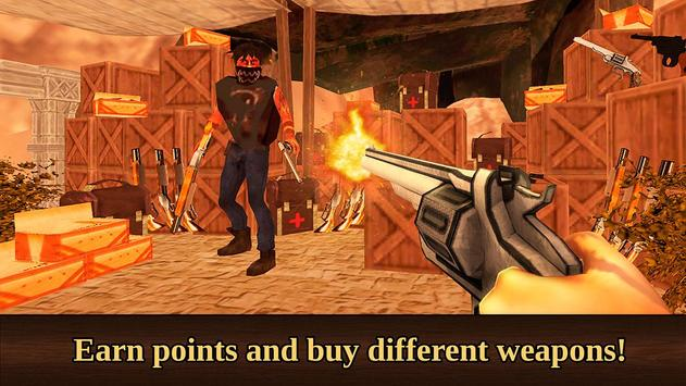 Wild West Guns: Cowboy Shooter screenshot 3