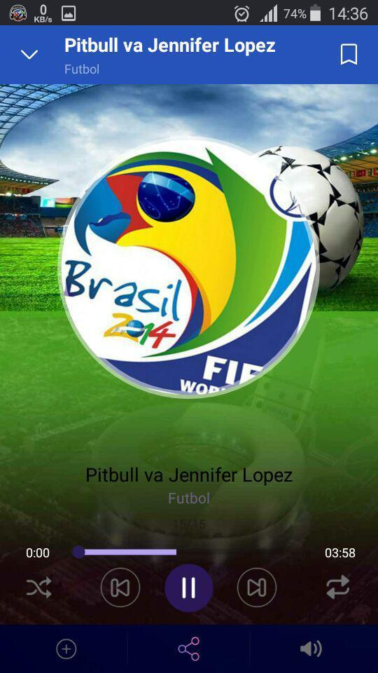 Football songs for Android - APK Download