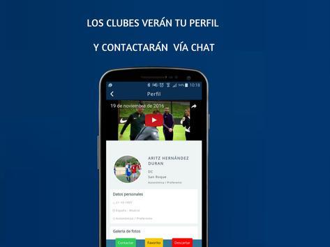 Futbol3Mil App apk screenshot