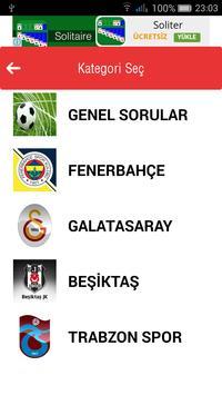 Futbol Bilgi Yarışması-Türkiye poster