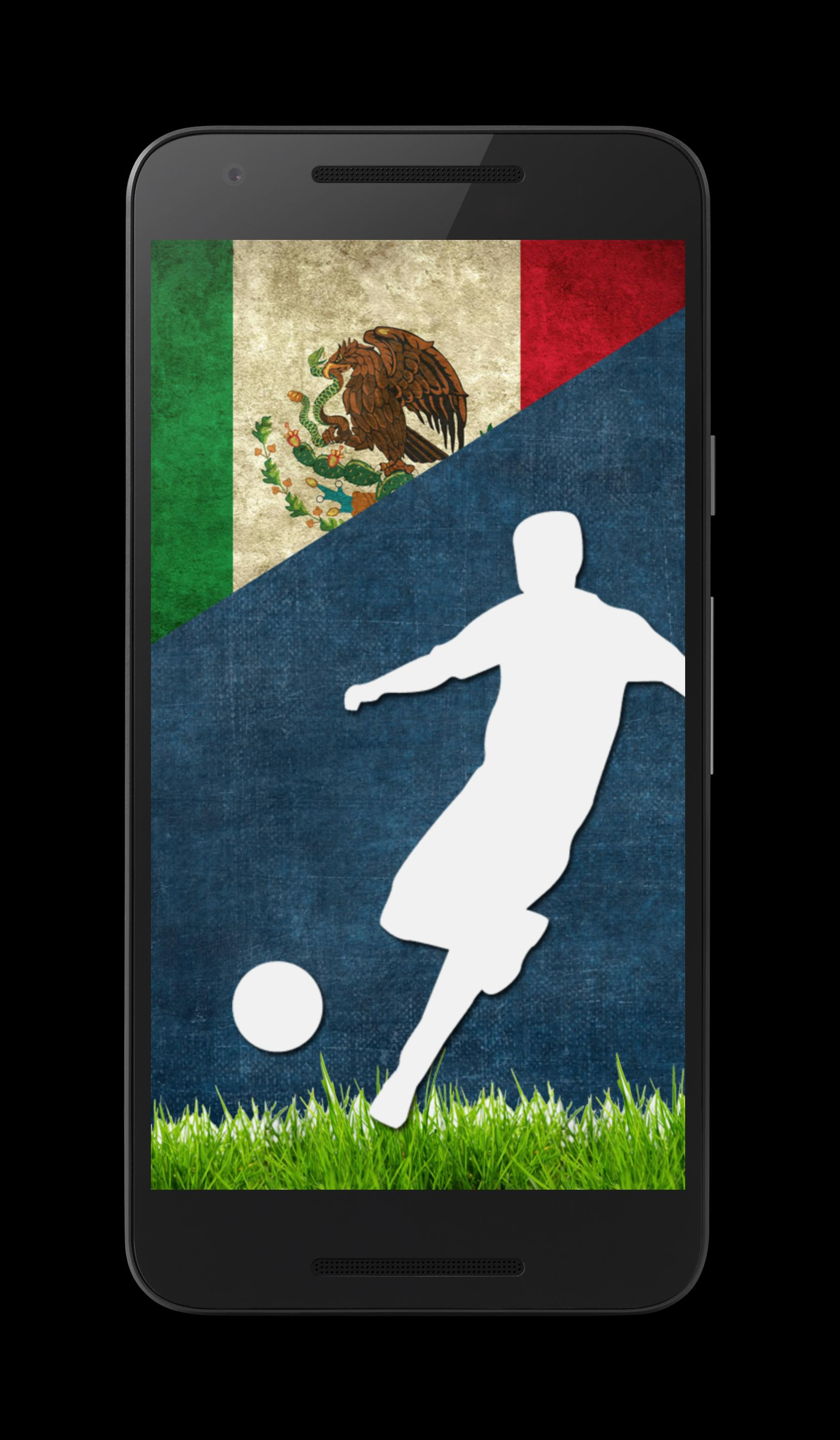 Live Mexican Soccer poster