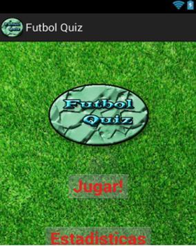 Futbol Quiz poster