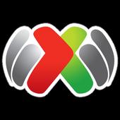 Liga Bancomer MX App Oficial icono