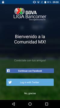 Liga Bancomer MX App Oficial Poster